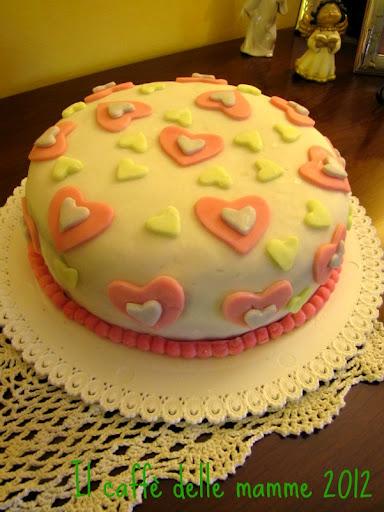Cake design ovvero torta senza latte e uova