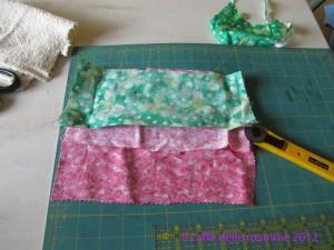 Come cucire un bavaglino 2