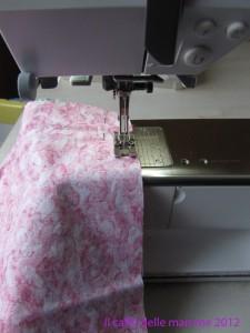 Come cucire un bavaglino 3