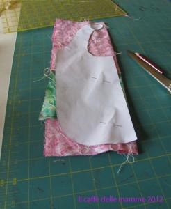 Come cucire un bavaglino 6