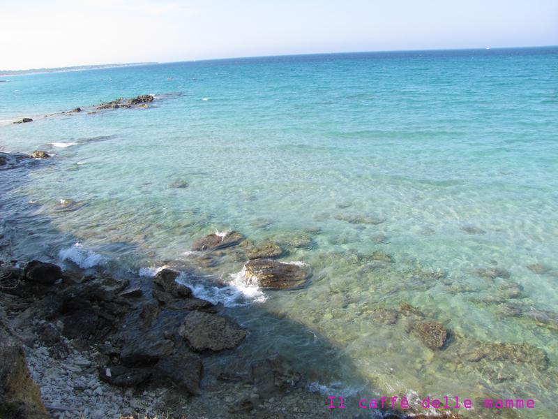 Baia dei Turchi - Salento