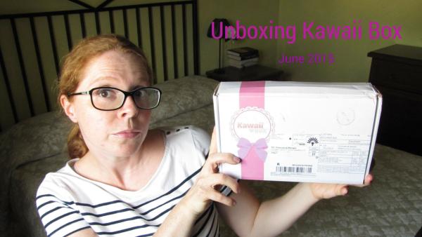 Kawaii Box giugno 2