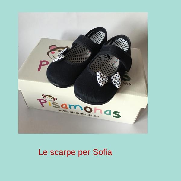 Comprare scarpe originali on line - Le scarpe per Sofia