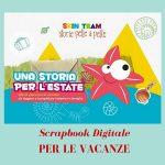 Scrapbook digitale per le vacanze