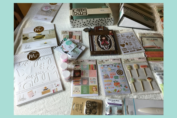 Blitsy Planner Shopping Addicted 2