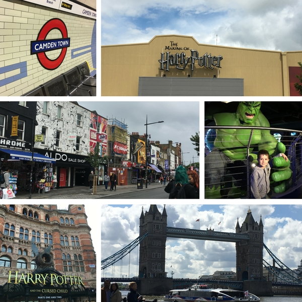 Londra con bambini 3